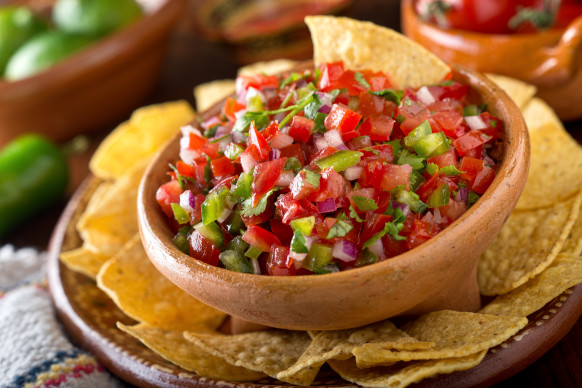 pico de gallo/cybercook