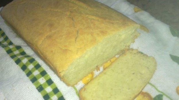 Pão Sem lactose