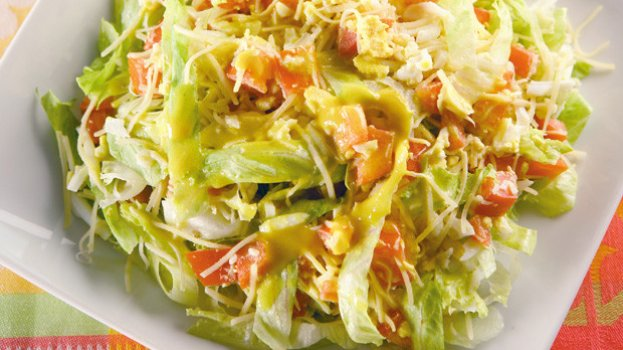 Salada Chinesa Gelada