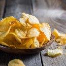 Batata Chips na AirFryer