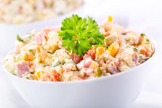 Salada de Maionese | CyberCook