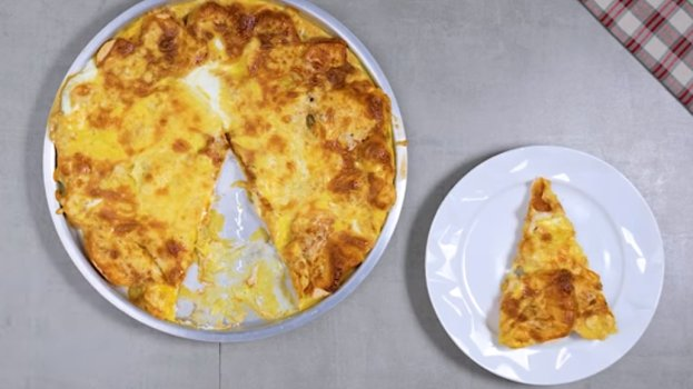 Pizza Fingida