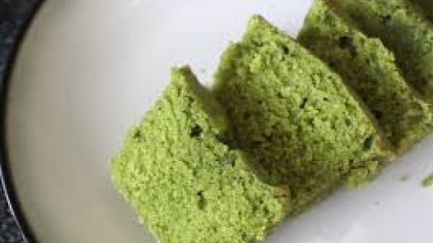 Bolo de Chá Verde
