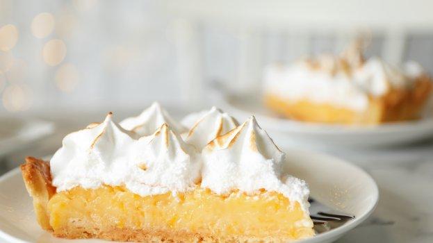 Torta de Limao Fácil e Deliciosa