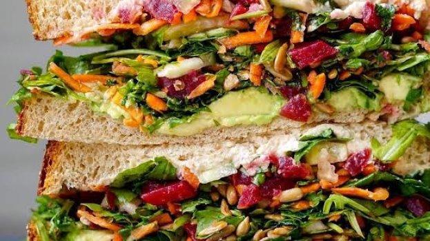 sanduiche vegano/cybercook