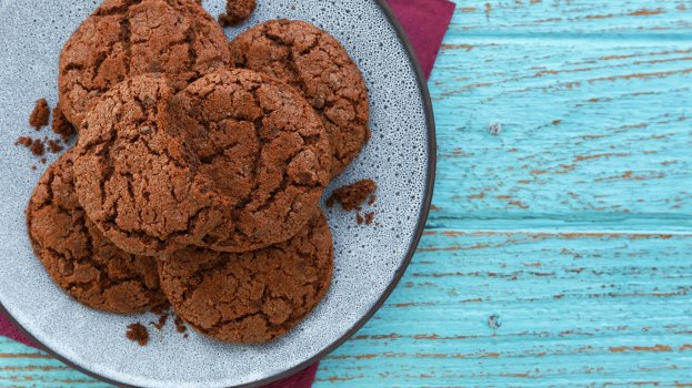 Cookie de Chocolate Low Carb/cybercook