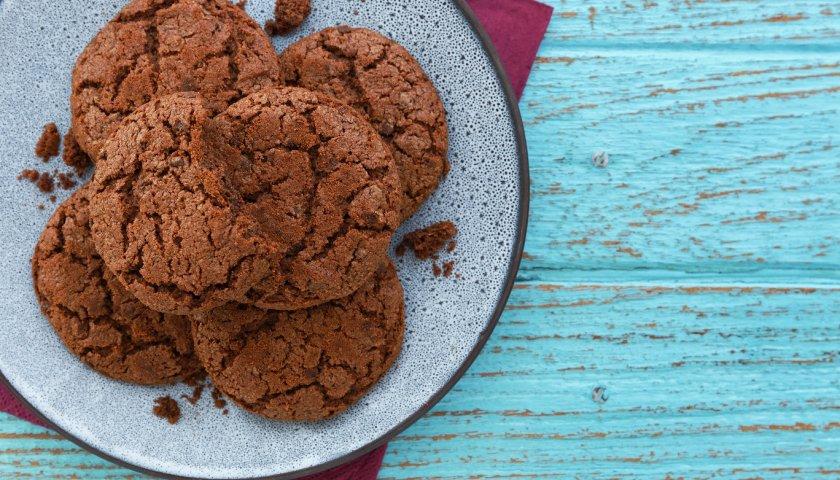 Cookie de Chocolate Low Carb