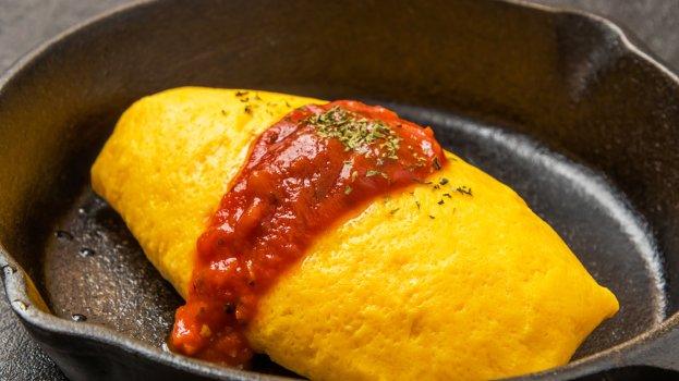 Omelete enroladinho/CyberCook
