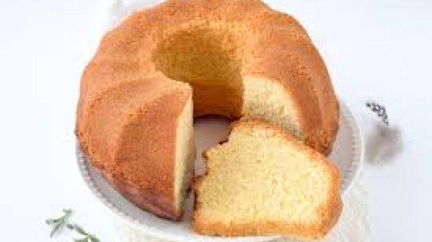 Bolo de miolo de pão