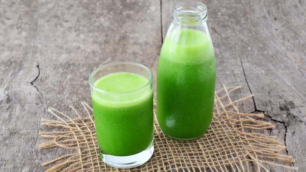 Suco Verde Ecológico
