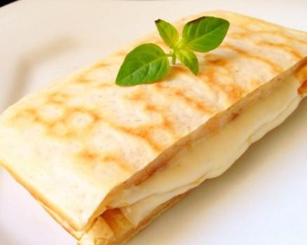 Pão de Queijo de Frigideira | CyberCook
