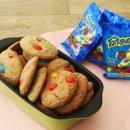 Cookie Americano com Confeitos de Chocolate