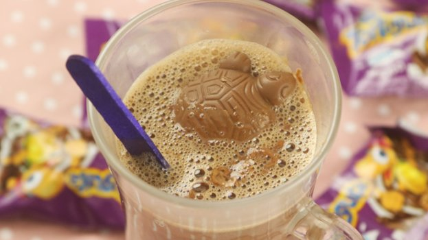 Bombom de chocolate Submarino
