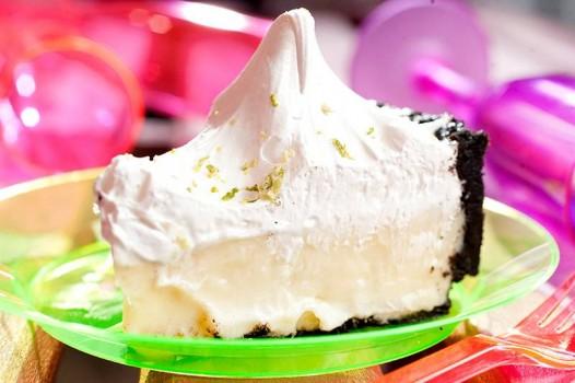 Torta de Limão e Negresco | CyberCook