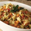 Salada de Bacalhau - Para a Semana Santa