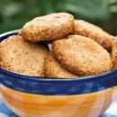 Cookie Vegano de Pasta de Amendoim