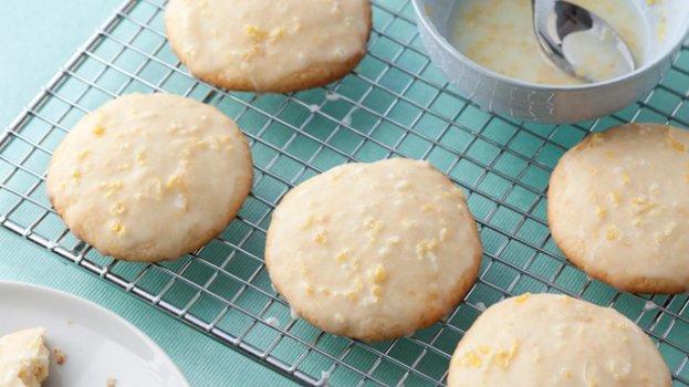 Cookie Vegano de Limão
