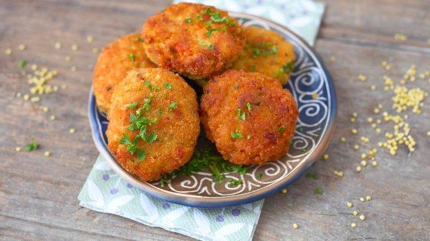 Nuggets Vegano de Brócolis