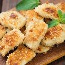 Nuggets Vegano de Lentilha