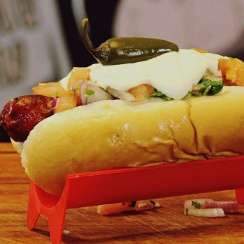Hot Dog Mexicano