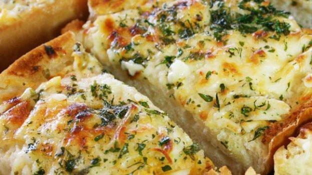 Pão de Alho Crocante