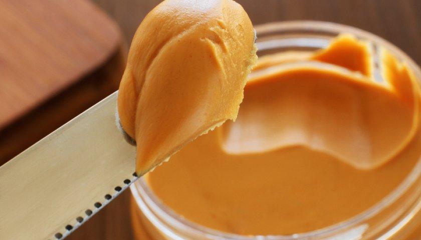 Receita de manteiga de amendoim