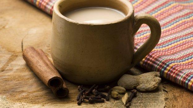 Chai Latte Vegano