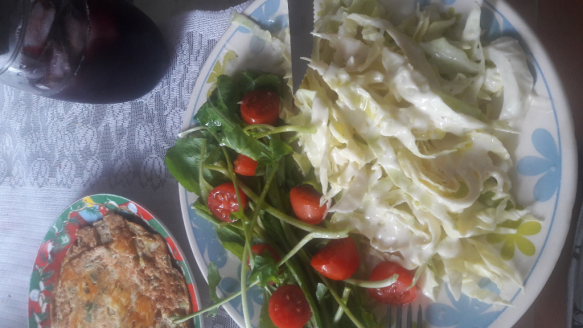 Salada Coleslaw (KFC)