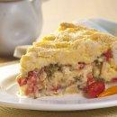 Torta Básica de Liquidificador Sem Glúten e Sem Lactose