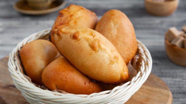 Pão Cremoso de Leite em Pó