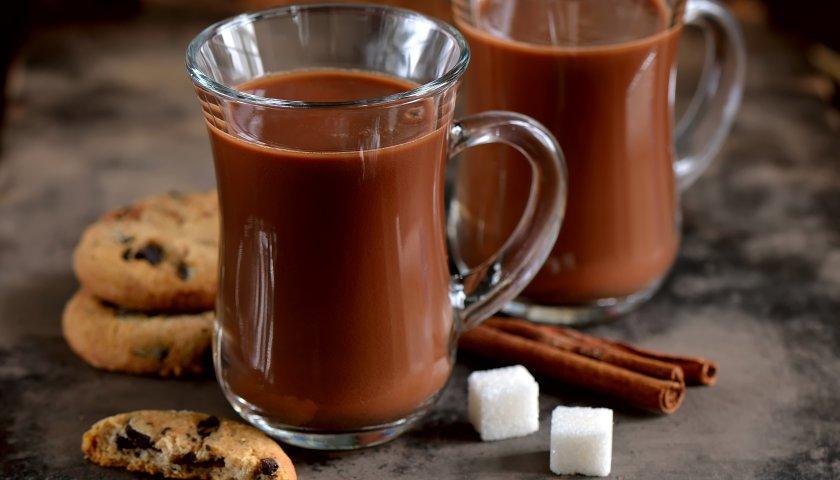 Chocolate quente civilização Asteca