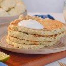 Panquecas de Couve-Flor com Sour Cream