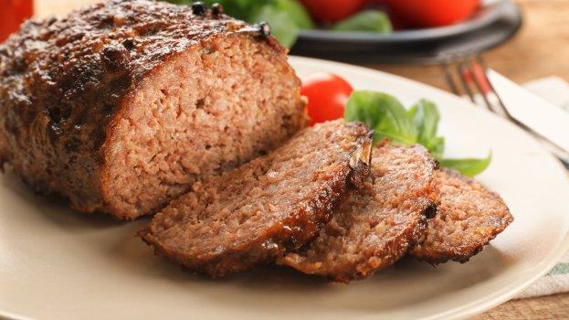 Rocambole de Carne Moída