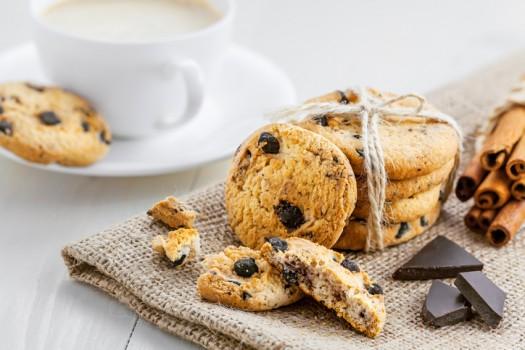 Cookies de Chocolate | CyberCook