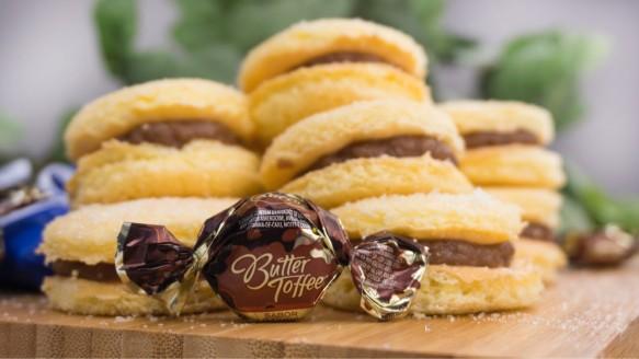 Bem-Casado de Butter Toffee Triplo Chocolate