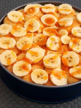 Torta de Banana Super Simples | CyberCook