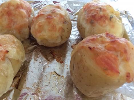 Baked Potato da Pizzaiola