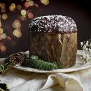Panettone de Chocolate Trufado de Leite Ninho