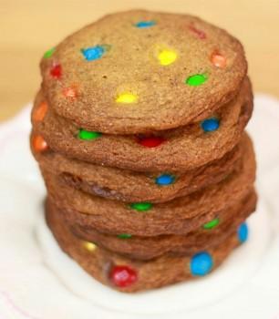 Cookies de MMs