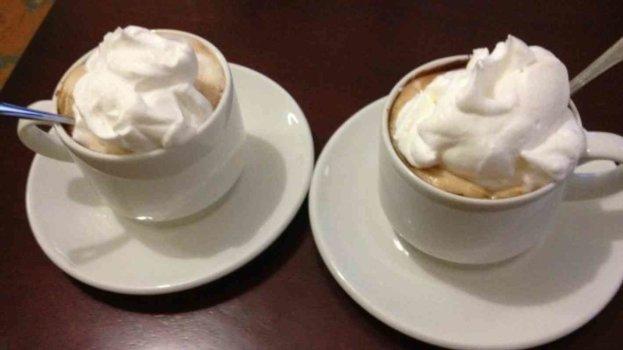 Café com Licor de Marula