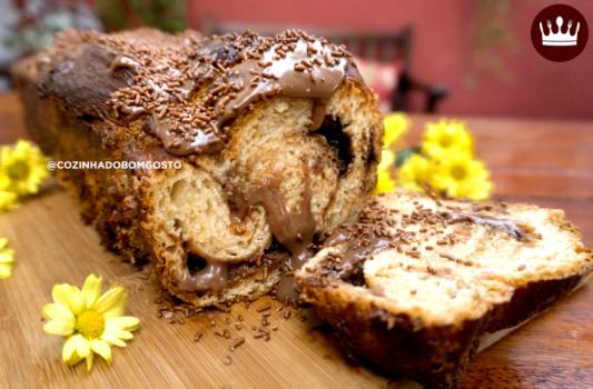 Pão de Brigadeiro
