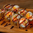 Hot Roll (Sushi Empanado)