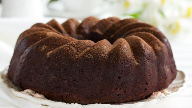 Bolo de Chocolate com Farinha de Chia
