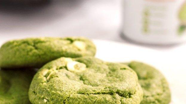 Cookies de Matchá