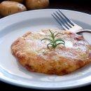 Batata Rosti com Agrião