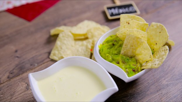 Guacamole e Sour Cream
