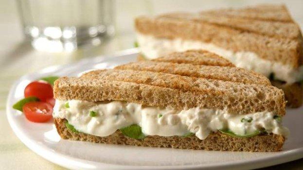 Pasta Básica para Sanduíche