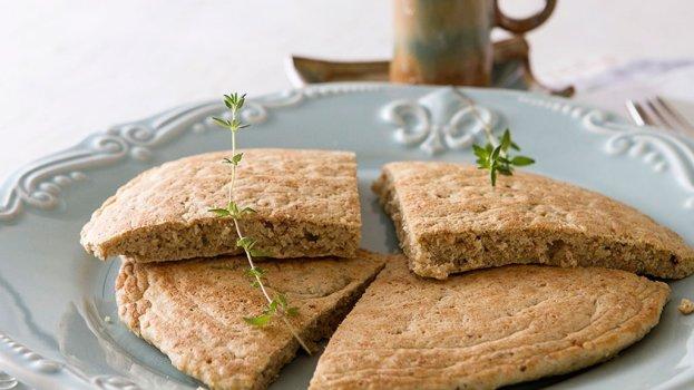 Pãozinho de Quinoa
