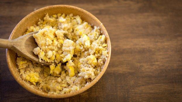 Farofa de Manteiga