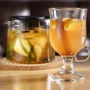 Chá de Maçã com Gengibre